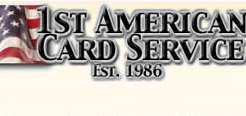1st American Card Service Review